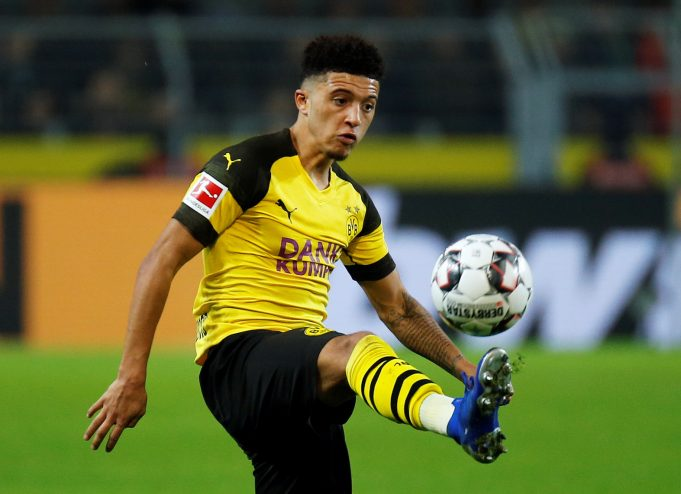 Sancho gives Hudson-Odoi Bundesliga advice amid Bayern interest