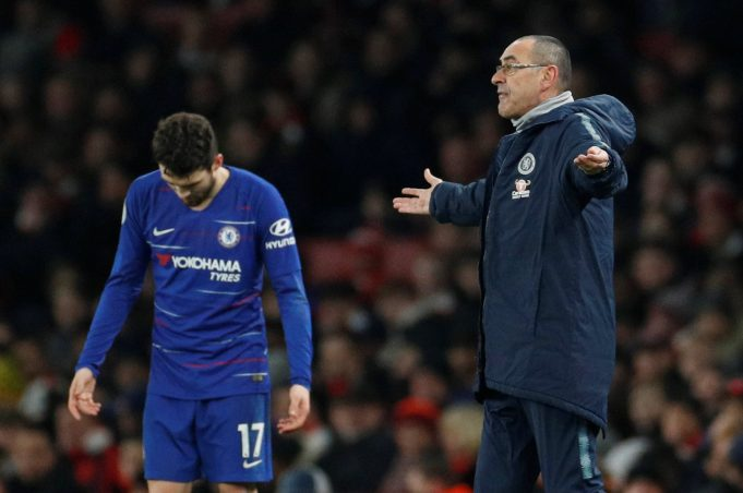 Sarri believes new arrivals can lift the spirits of the team