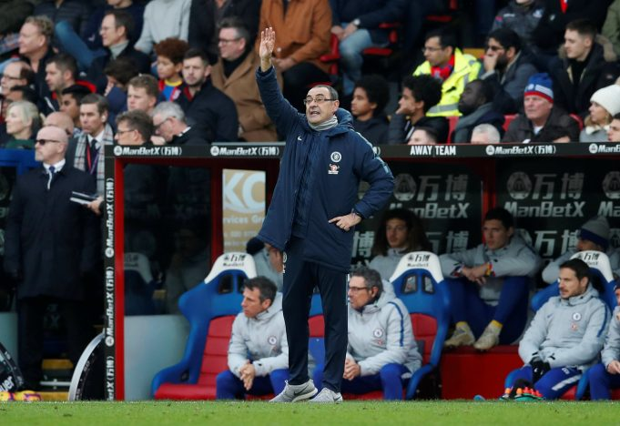 Sarri plotting different route past Tottenham after Wembley humbling