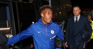 Sarri reveals why he left Hudson-Odoi out of the squad against Bournemouth