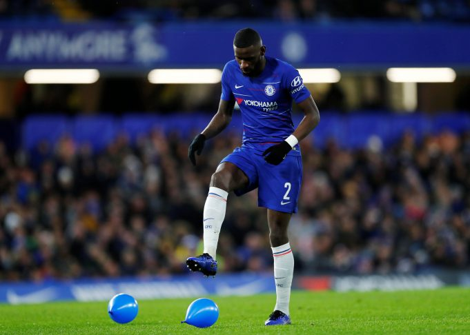 Antonio Rudiger Slams Chelsea Players For Bournemouth Defeat