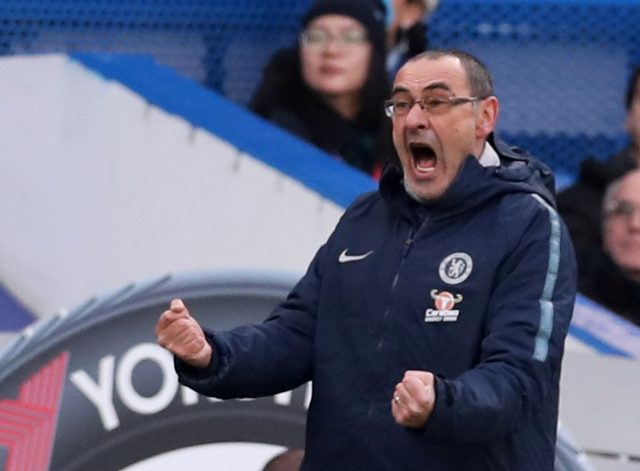 Sarri backs Kovacic to be Jorginho's backup