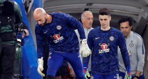 Caballero Hails Kepa For His Attitude