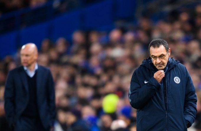 Chelsea Dealt A Major Blow As FIFA Impose Transfer Ban