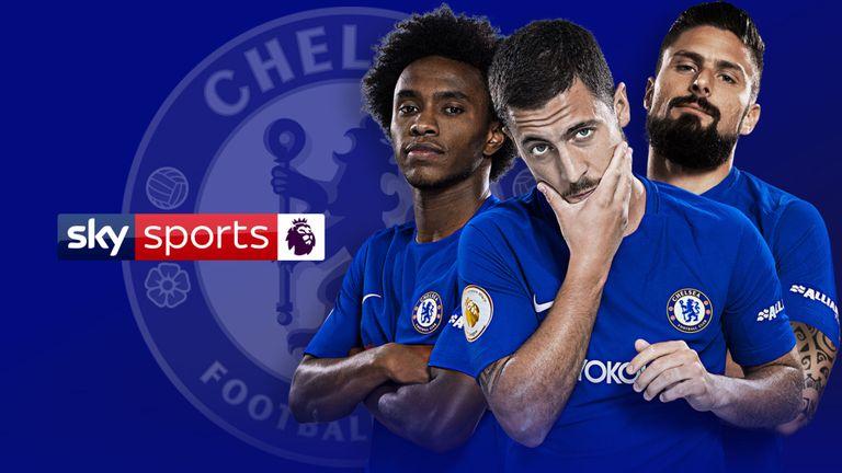 Chelsea FC Premier League Fixtures 2018/2019