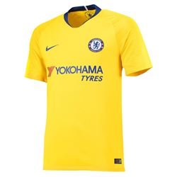 buy popular f5d9a 1ea6c Chelsea FC away kit 2018-19 shirt - Chelsea FC Latest News .com