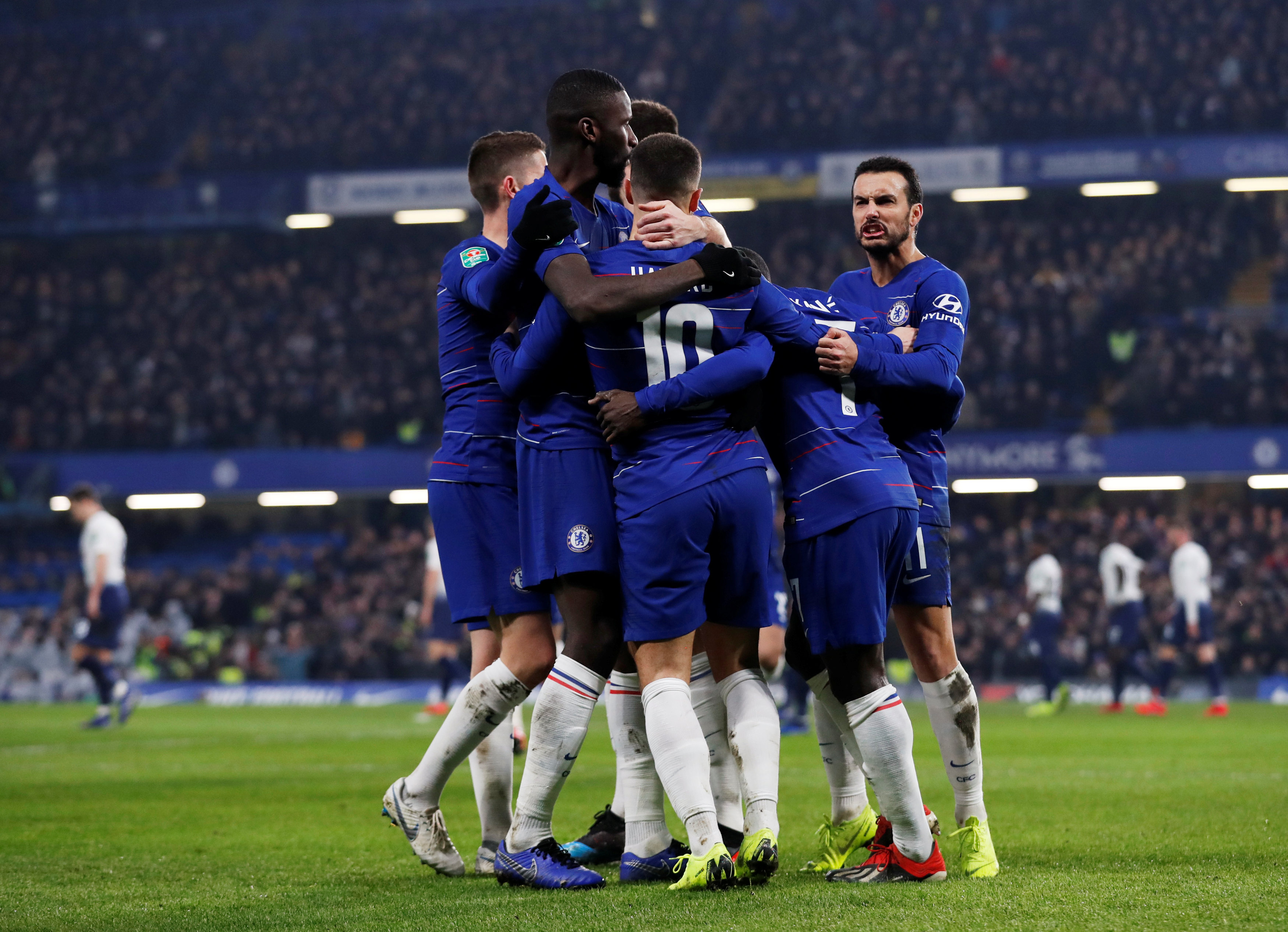 Chelsea FC latest results today: recent Premier League match news 2019!
