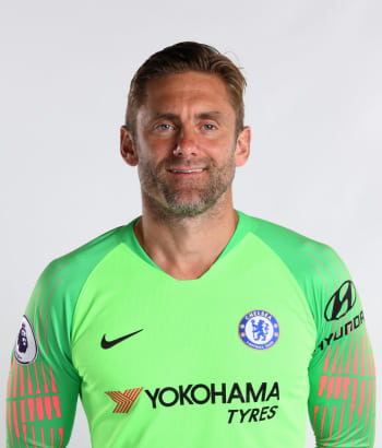 Chelsea FC players photos Robert Green