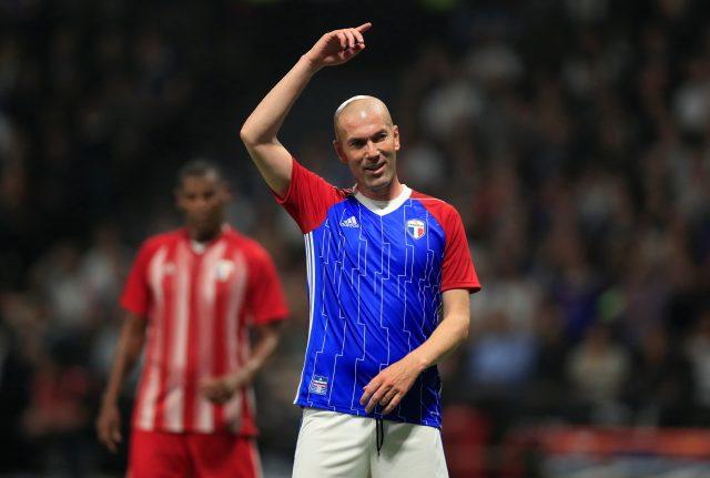 Chelsea Hopeful Of Signing Zinedine Zidane As Maurizio Sarri Hits New Low