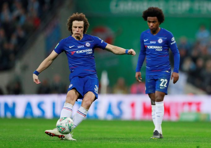 Chelsea Veteran Willing To Remain Patient Over Contract Extension
