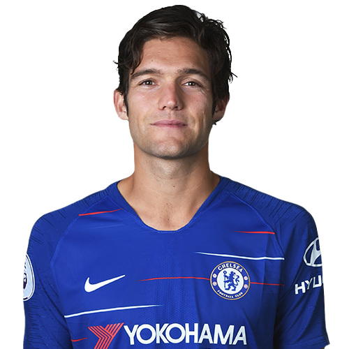 Chelsea players images Marcos Alonso