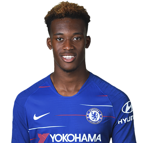 Chelsea players photos Callum Hudson-Odoi