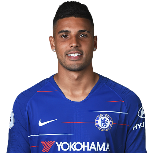 Chelsea players photos Emerson Palmieri
