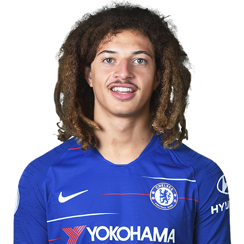 Chelsea players photos Ethan Ampadu