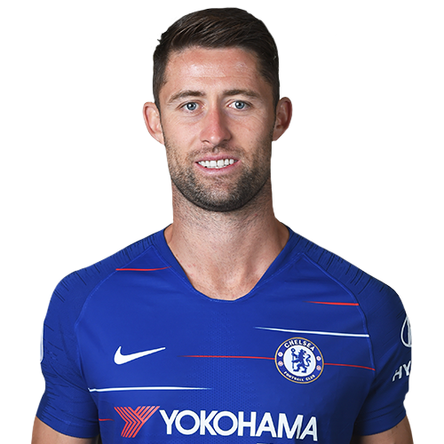 Chelsea players pictures Gary Cahill