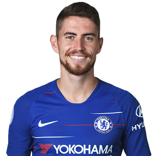 Chelsea players pictures Jorginho
