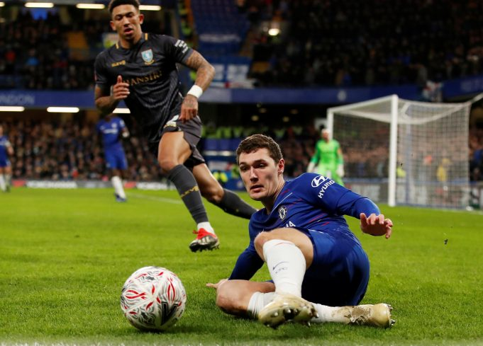Christensen admits he considered leaving Chelsea