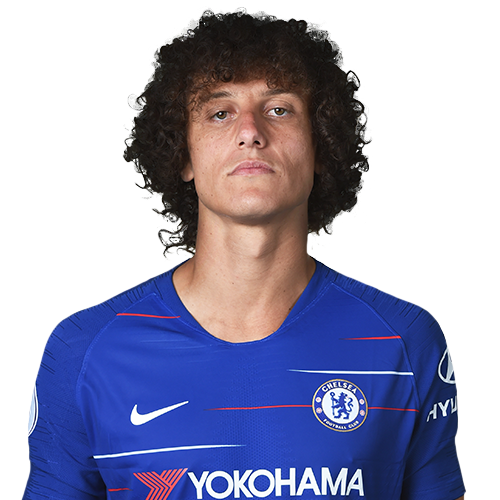 David Luiz weekly salery - wage per week Chelsea