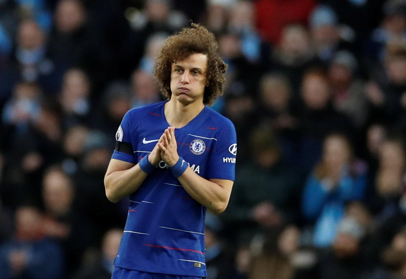 David Luiz, Chelsea, Europa League