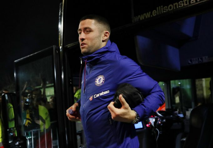 Former Liverpool star claims Gary Cahill snubbed a move to Fulham because he thinks Sarri is going to be sacked
