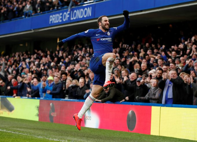 Gonzalo Higuain Very Quickly Made Aware Of Difference Between Premier League And Serie A
