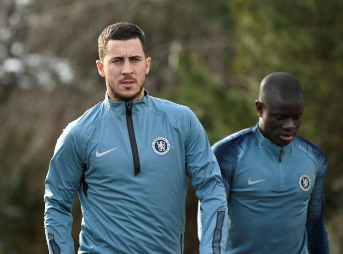 Hasselbaink feels Tottenham match could decide Hazard's future