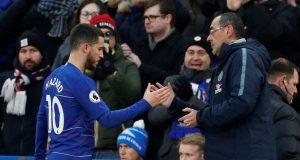 Hazard backs Higuain to succeed for Chelsea