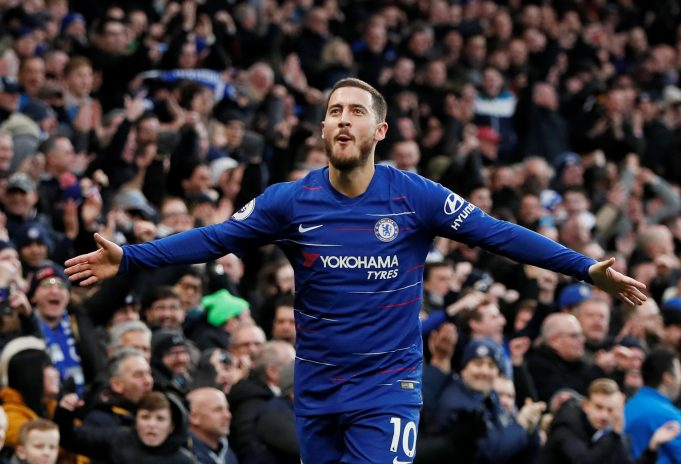 Hazard thinks Chelsea can beat anyone