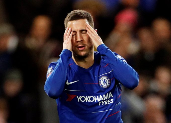 Hazard told to leave Chelsea