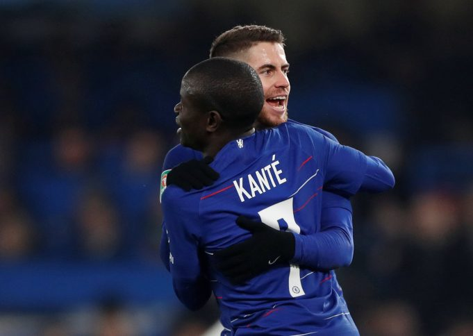 Jamie Carragher Insists Chelsea Midfielder is Struggling For Severe Man Marking