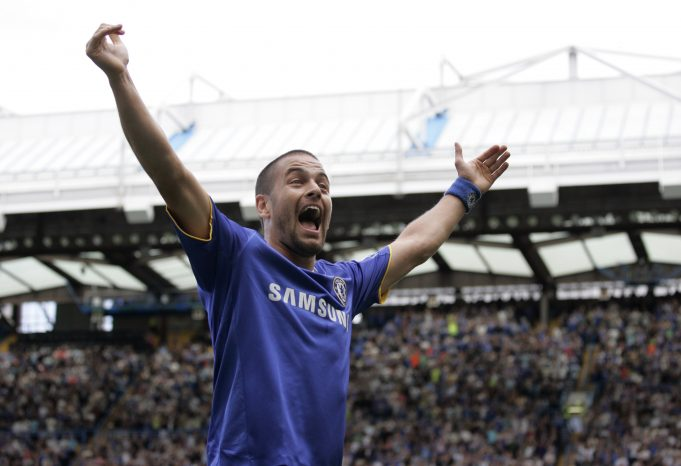 Joe Cole Says Chelsea Are A Club With Ambition Unlike Arsenal