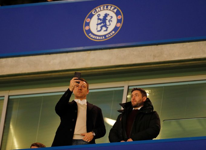 John Terry Slams Kepa Arrizabalaga After He Refused To Come Off