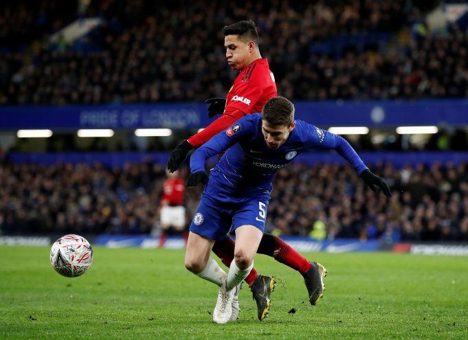 Jorginho should be benched