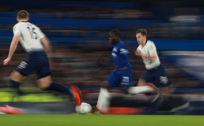 Kante's performance in League Cup final showed what Chelsea are missing in defensive midfield