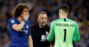 Kepa Arrizabalaga Clears All Air Between Him And Manager Maurizio Sarri