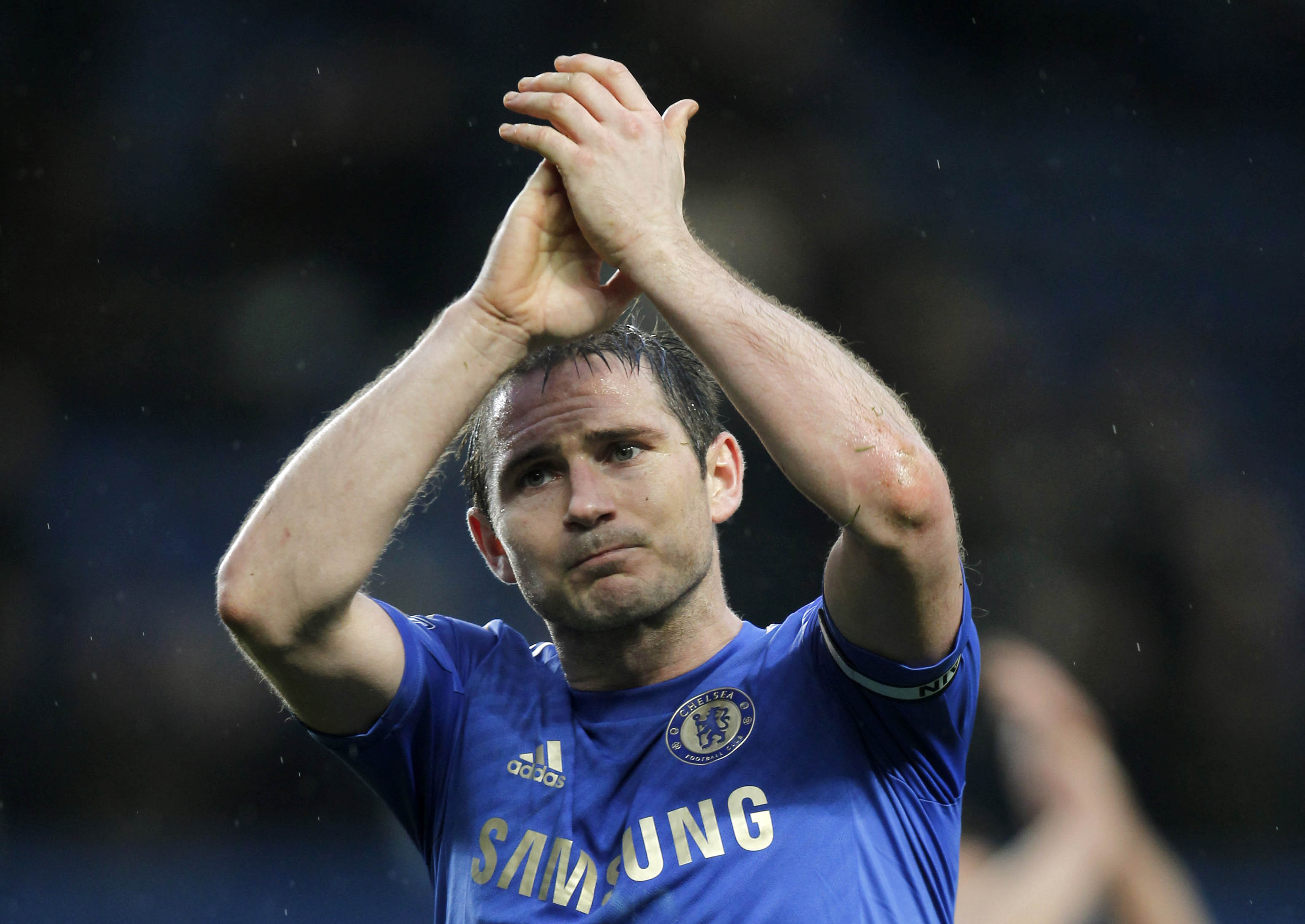 Lampard Chelsea best midfielder ever