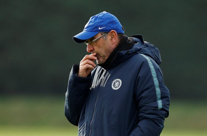 Maurizio Sarri Claims To Have Had No Words With Chelsea Owner Since 6-0 Defeat