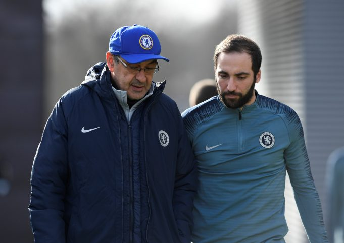 Maurizio Sarri Has Provided An Important Update On His Future