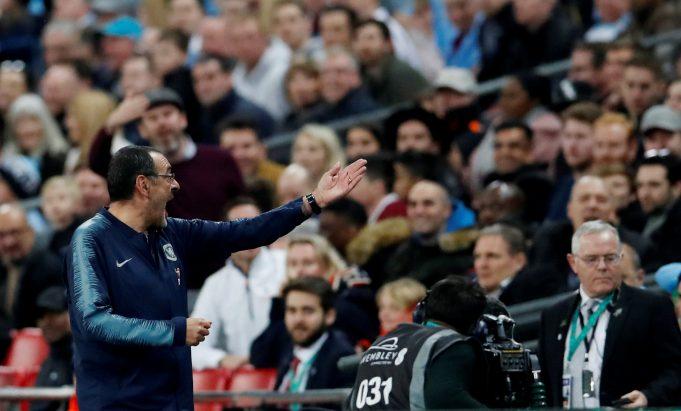 Maurizio Sarri Insists He Misunderstood The Kepa Arrizabalaga Situation