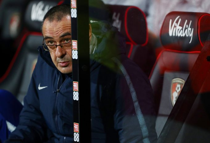 Maurizio Sarri Revealed He Never Attacked Players After Bournemouth Defeat