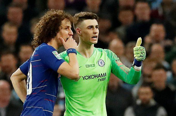 Mourinho weighs in on the Kepa-Sarri debate