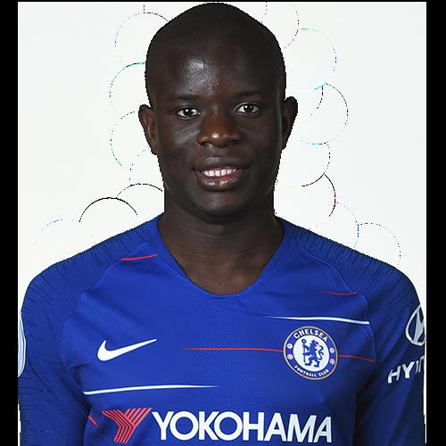 N'Golo Kanté weekly salery - wage per week Chelsea
