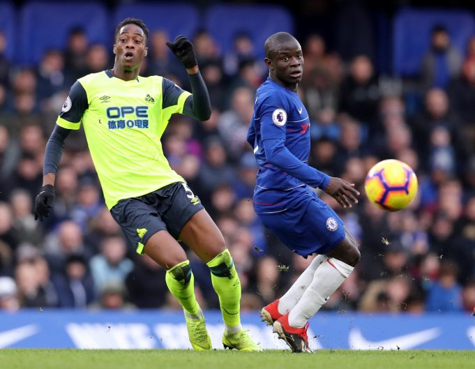 N'Golo Kante reveals what Maurizio Sarri told to inspire 5-0 thumping of Huddersfield