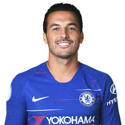 Pedro weekly salery - wage per week Chelsea