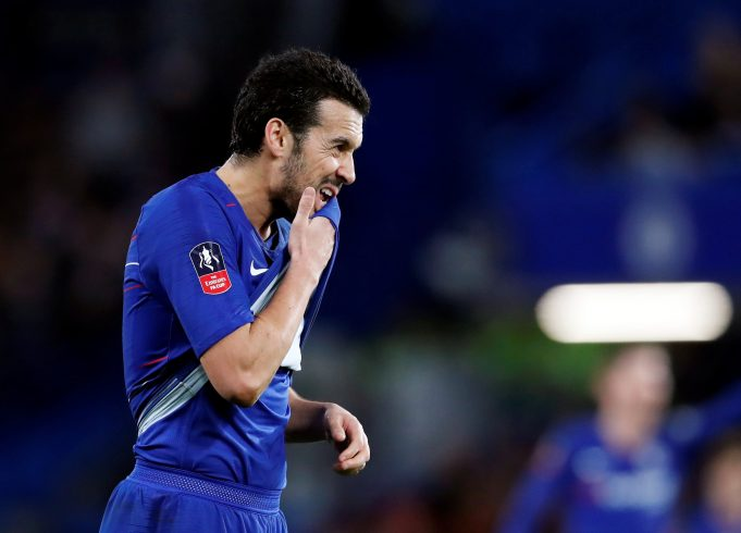 Pedro's take on last night's defeat to Manchester United