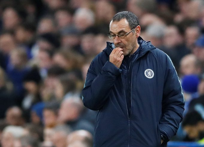 Sarri-ball can see Hazard and Kante leave