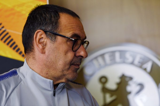 Sarri believes wins are the only way to keep him from getting sacked