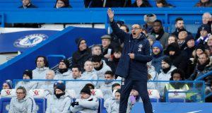 Sarri comments on Higuain-Hazard relationship