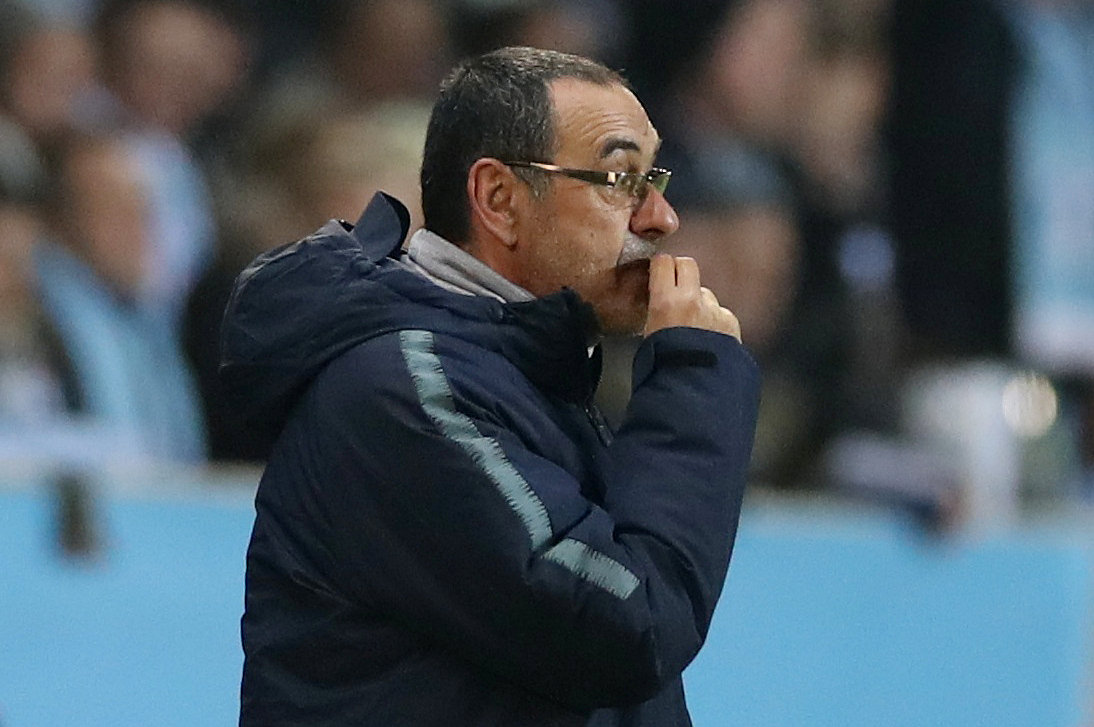 Sarri odds to be sacked