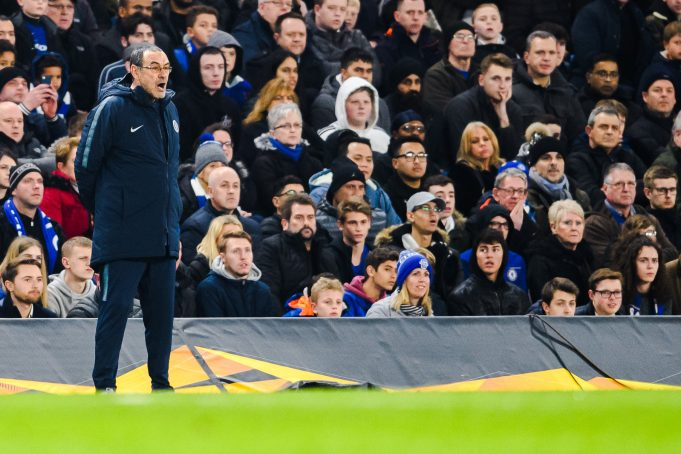 Sarri wants Chelsea to play with free minds